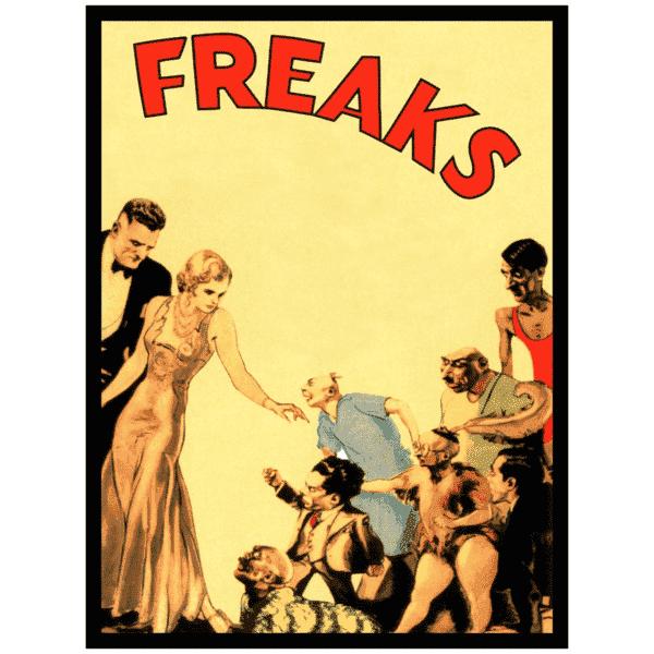 Freaks 1932 Patch
