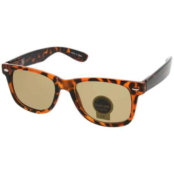 Light Tortoise Shell Sunglasses